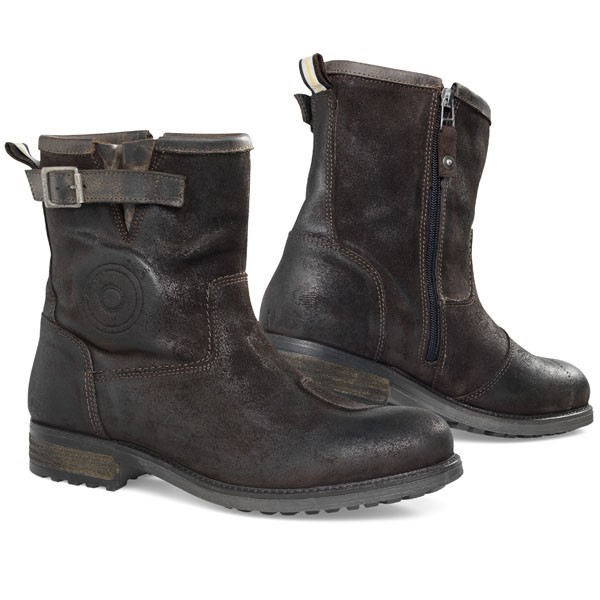 Rev'it Bleeker Leather Boots - Brown