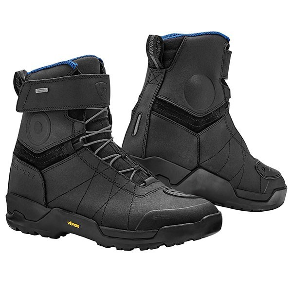 Rev'it Scout H2O Leather Boots - Black