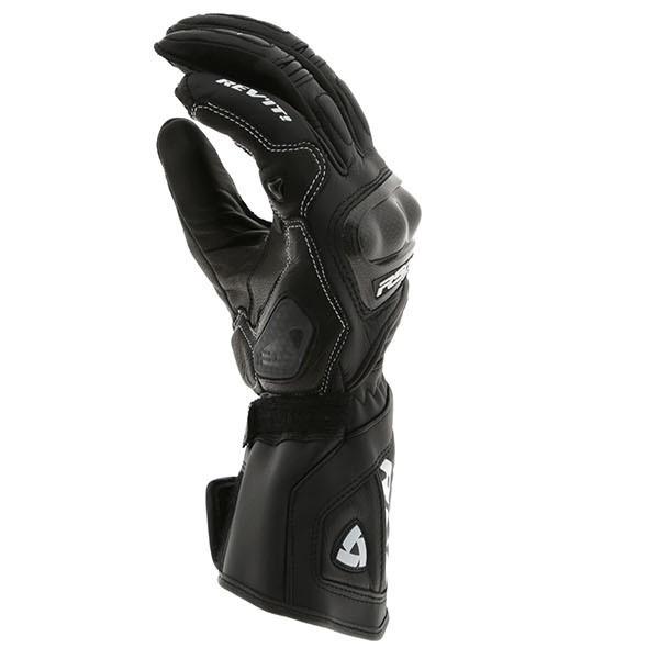 Rev'it RSR 3 Leather Gloves - Black