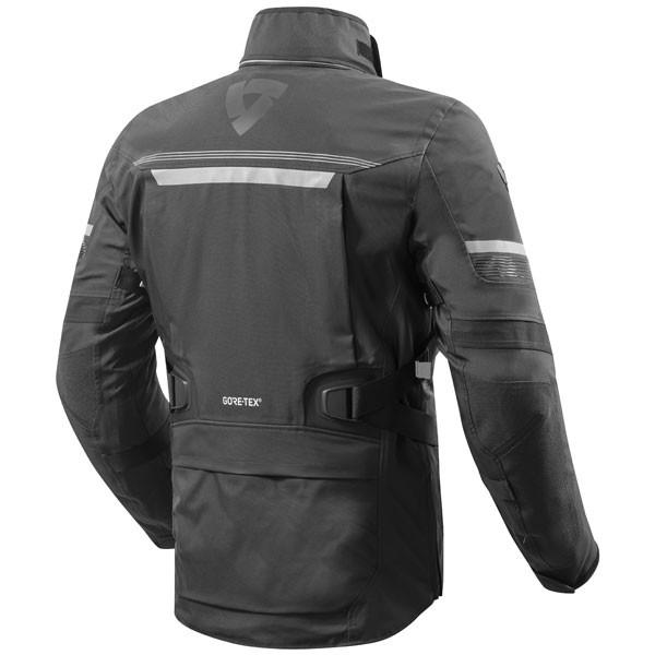 Rev'it Poseidon 2 GTX Textile Jacket - Black