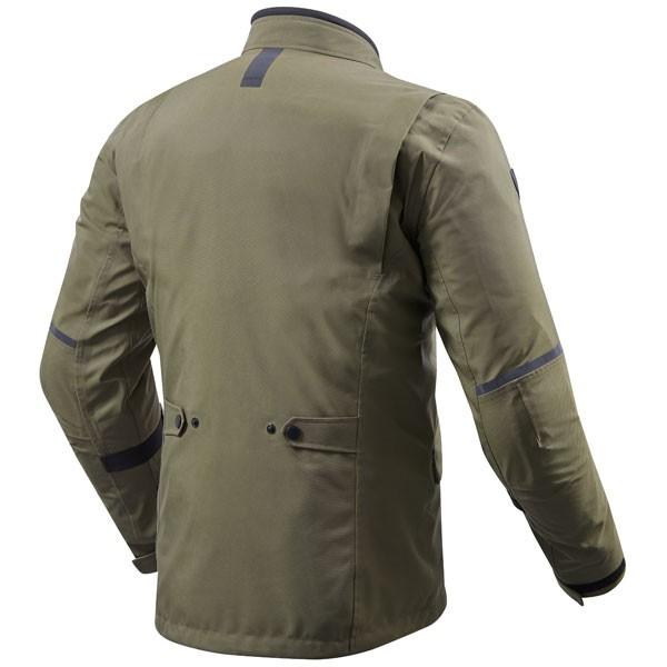 Rev'it Trench GTX Textile Jacket - Dark Green