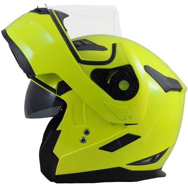 MT Flux Solid - Fluorescent Yellow