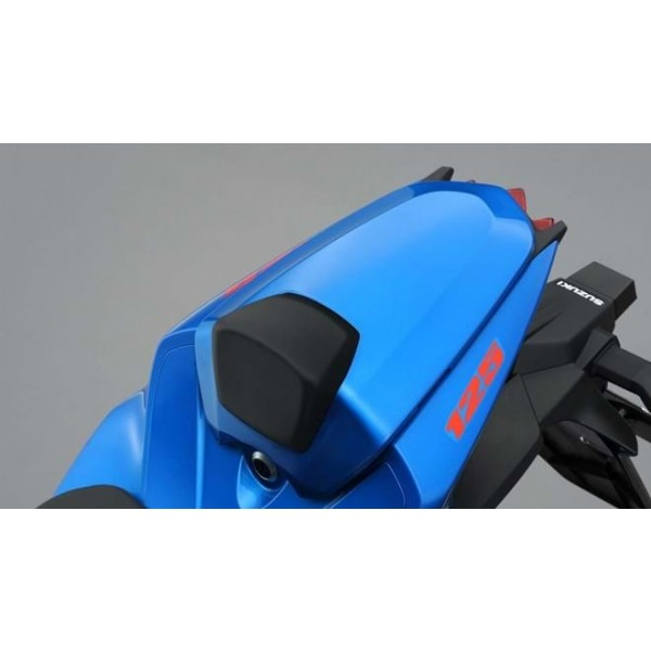 Rear Seat Tail Cover Blue