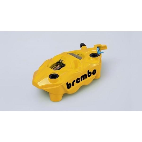 Hayabusa Brembo Caliper Set Yellow