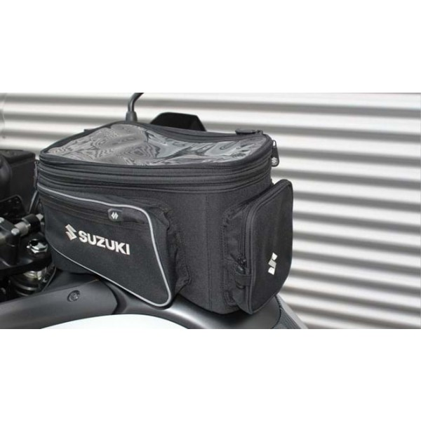 Hayabusa Magnetic Tank Bag Black