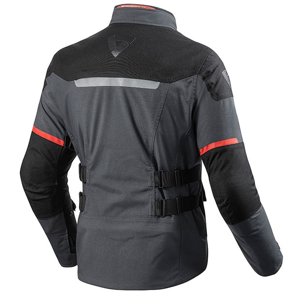 Rev'it Horizon 2 Textile Jacket - Anthracite / Black