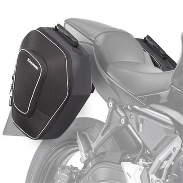 Kawasaki Ninja 650 & Z650 Soft Pannier Set