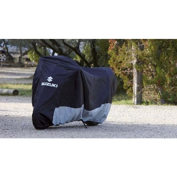 Hayabusa Z Outdoor Bike Cover Black