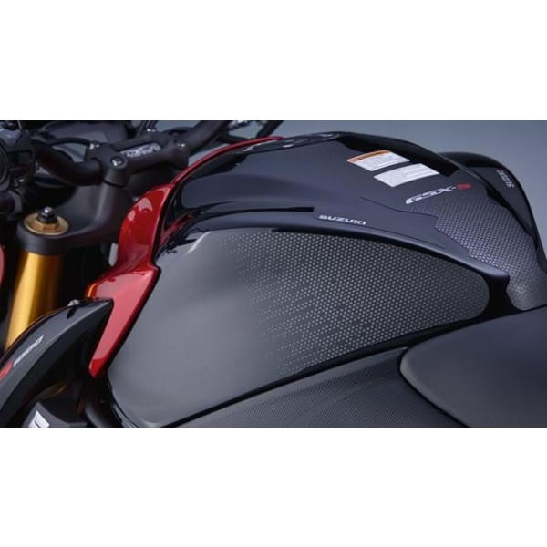 GSX-S1000F Tank Side Protection Foil Black