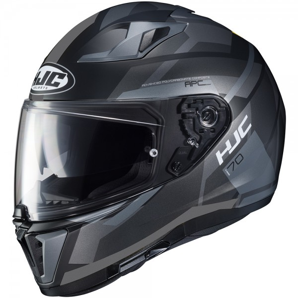 HJC I70 Elim Black & Grey