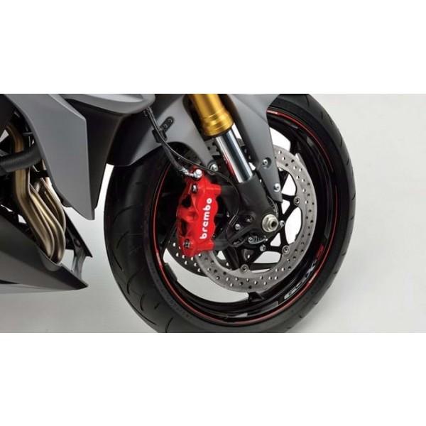 GSX-S1000FZ  Wheel Rim Decal