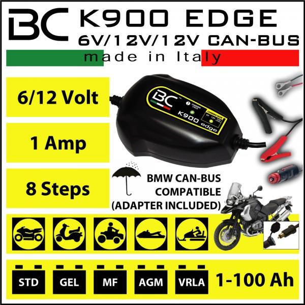 BC K900 EDGE 6V/12V/12V CAN-BUS INCLUDED