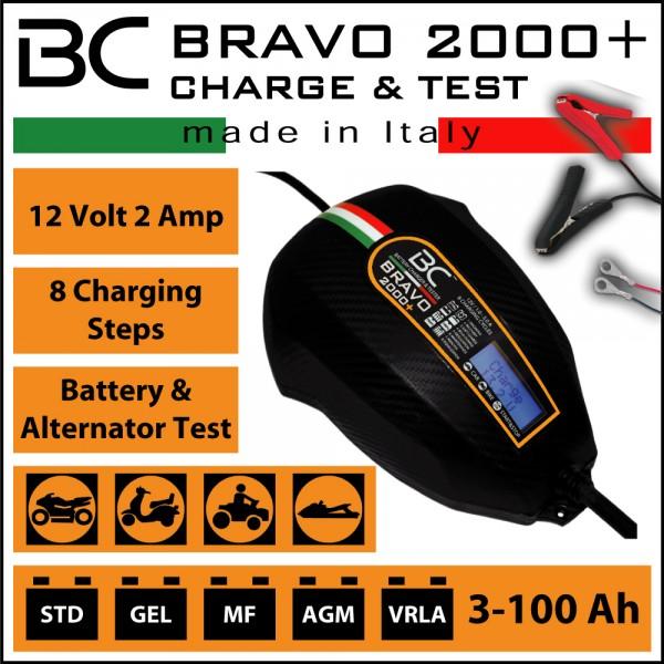 BC BRAVO 2000+