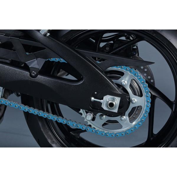 GSX-S1000FT Genuine Drive Chain Blue