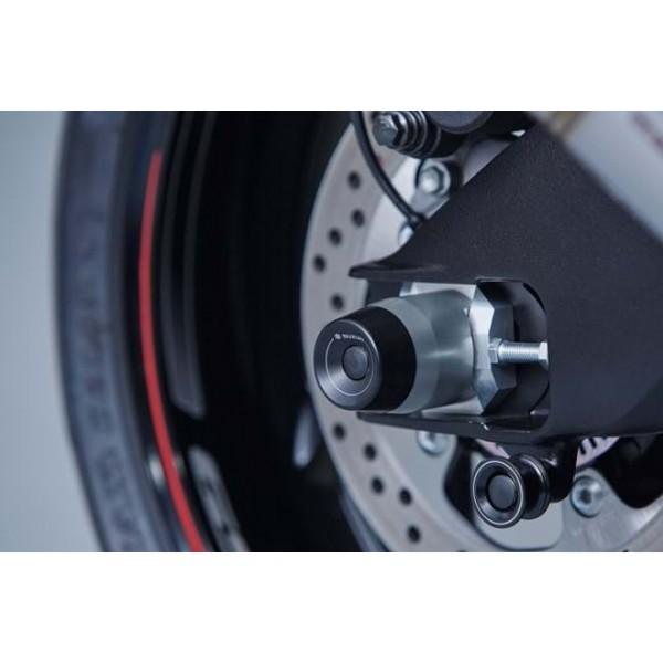 GSX-S1000FT Rear Axle Slider Set