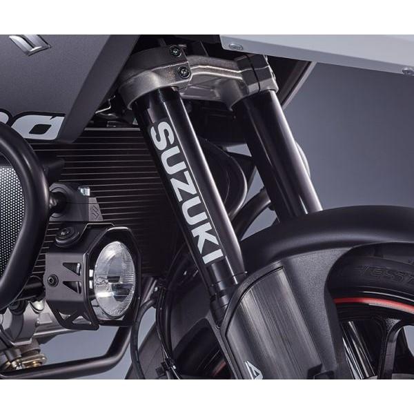 Genuine Suzuki V-Strom 1000 GT LED Fog Lamp Set