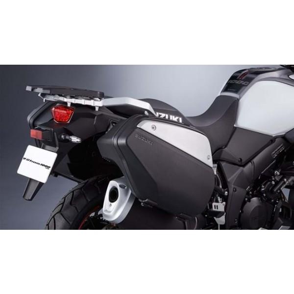 V-Strom 1000 GT Integrated Side Cases