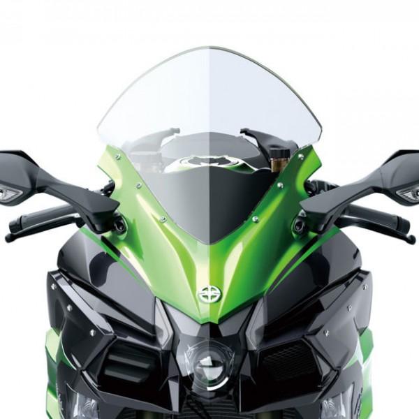 Kawasaki Ninja H2 SX Tall Clear Screen