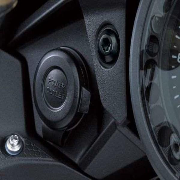 Kawasaki Ninja H2 SX DC Outlet (12V socket)