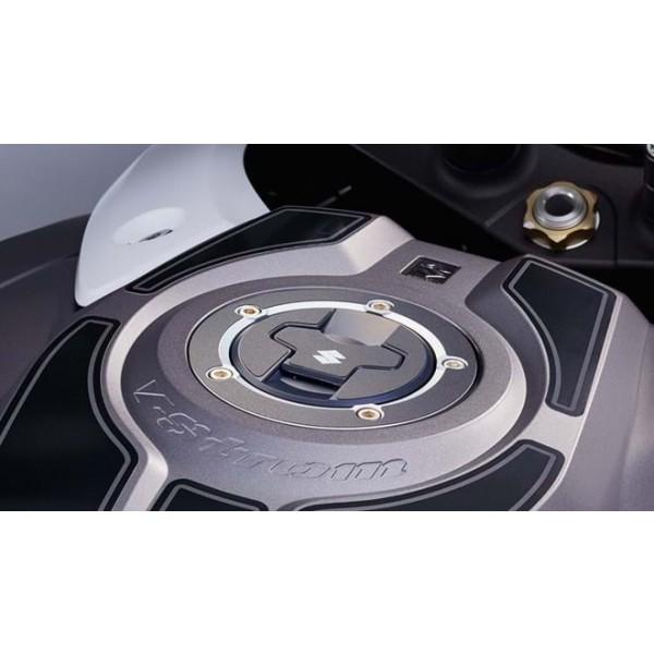 V-Strom 1000X GT Fuel Cap Trim