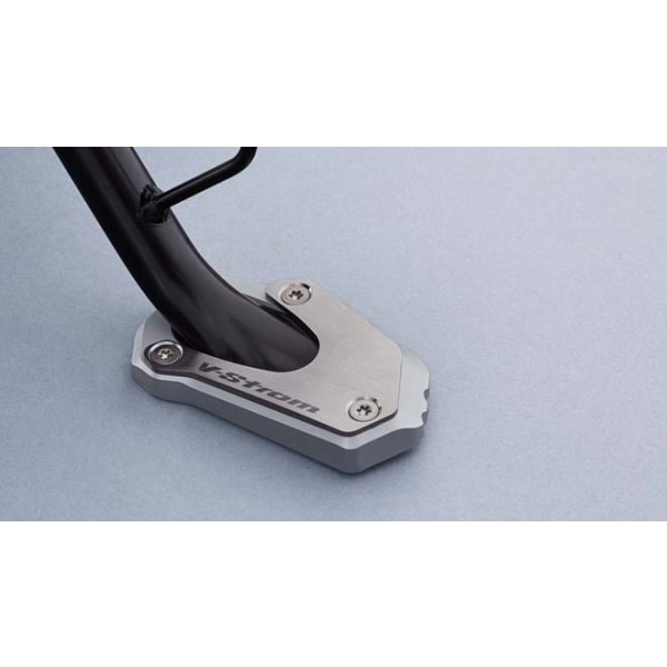 V-STROM 1000 Side Stand Extension Plate