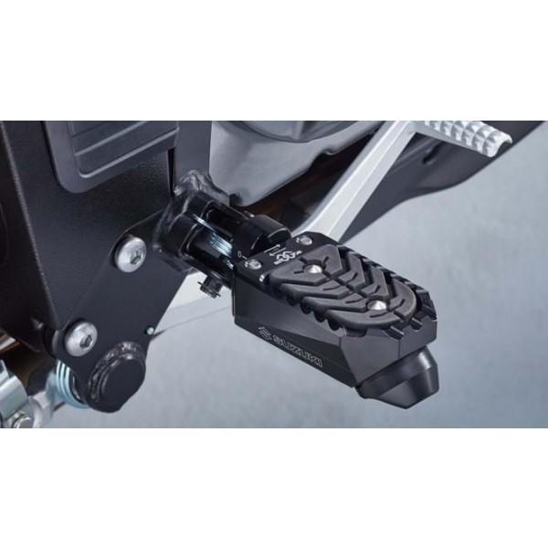 V-STROM 650X GT Wider Footrest Set