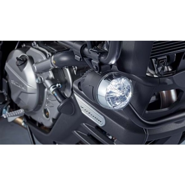 V-STROM 650X GT LED Fog Lamp Set