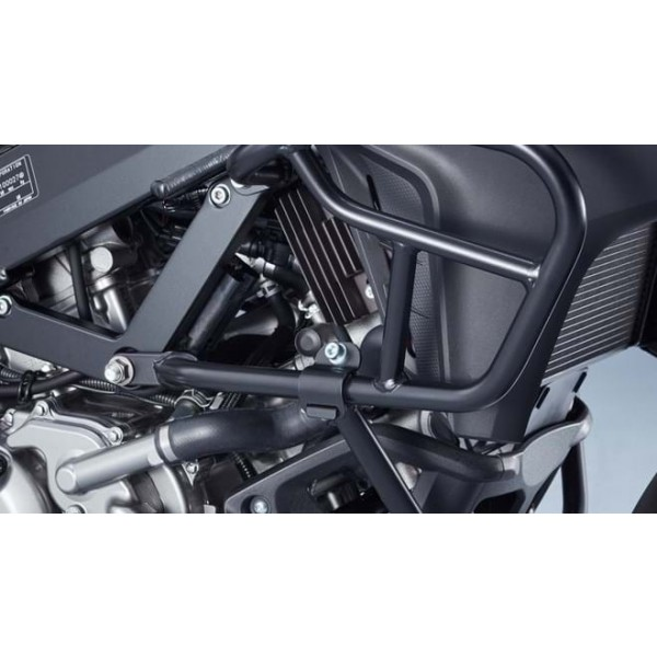 Suzuki V-STROM 650X GT Accessory Bar - Black