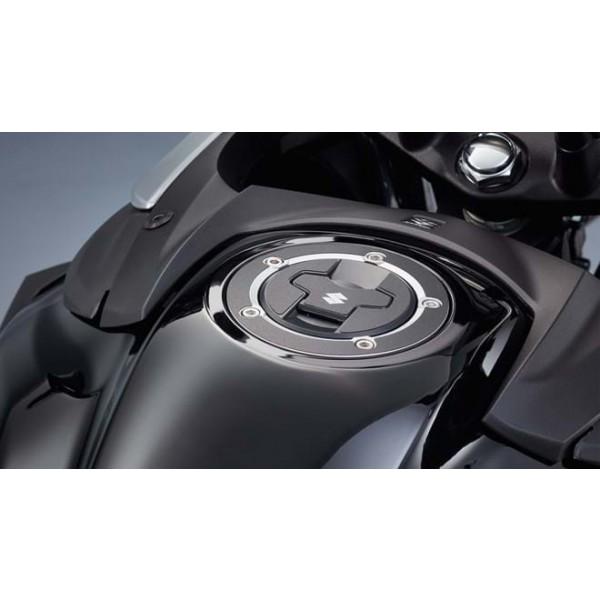 V-STROM 650X GT Fuel Cap Trim