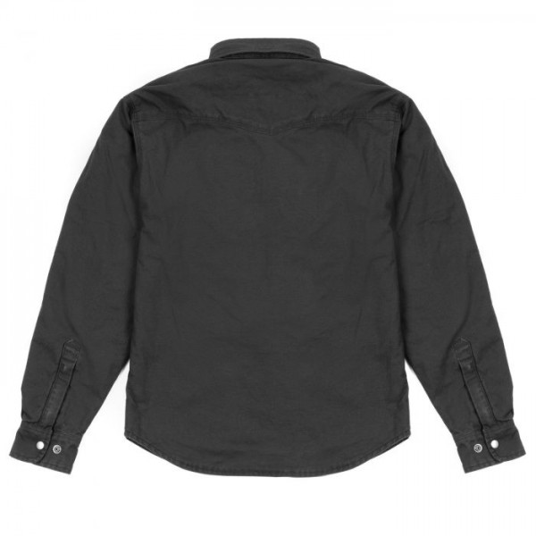 Merlin Hayes Aramid Textile Jacket Black