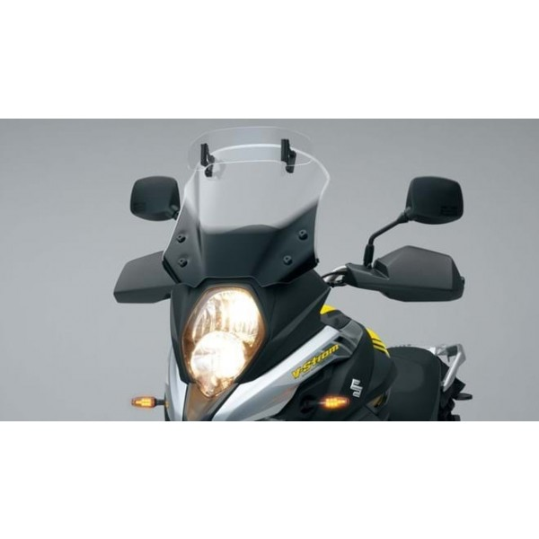 V-STROM 650 Vario Touring Screen (Clear)