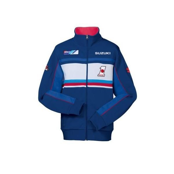 Suzuki GSX-R Retro Sweat Jacket