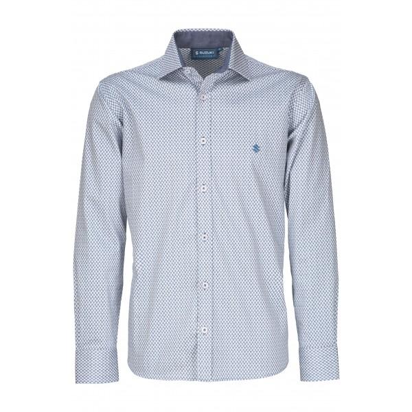 Suzuki Fashion Casual Business Shirt Men's