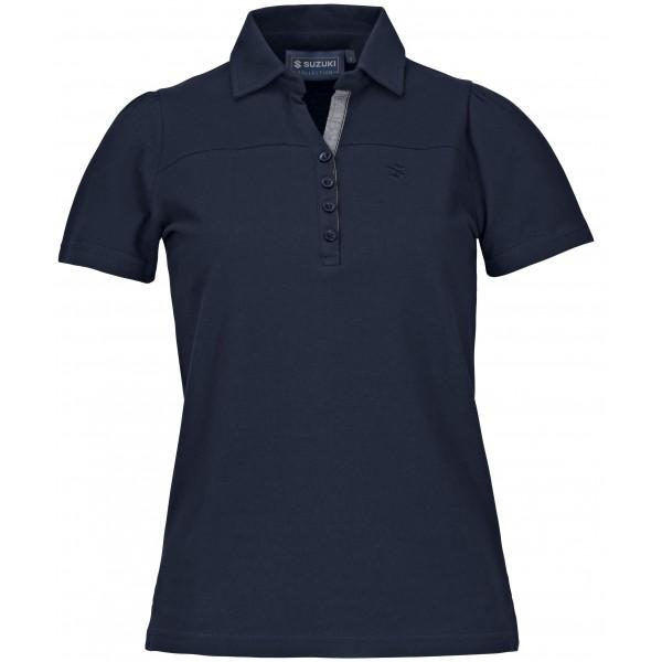 Suzuki Ladies Fashion Casual Polo Shirt
