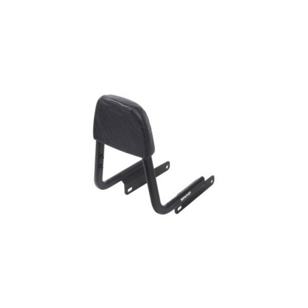 Keeway Superlight Matt Black Sissy Bar With Back Rest