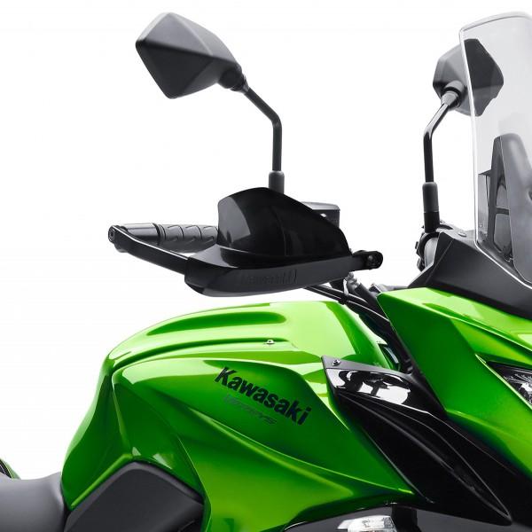 Kawasaki Versys 650 Handguard Shells