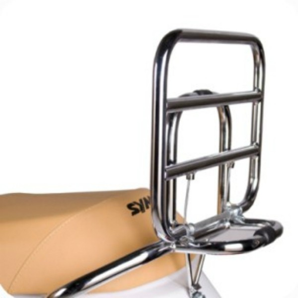 Sym Fiddle III 50/125/200 Foldable Chrome Rack