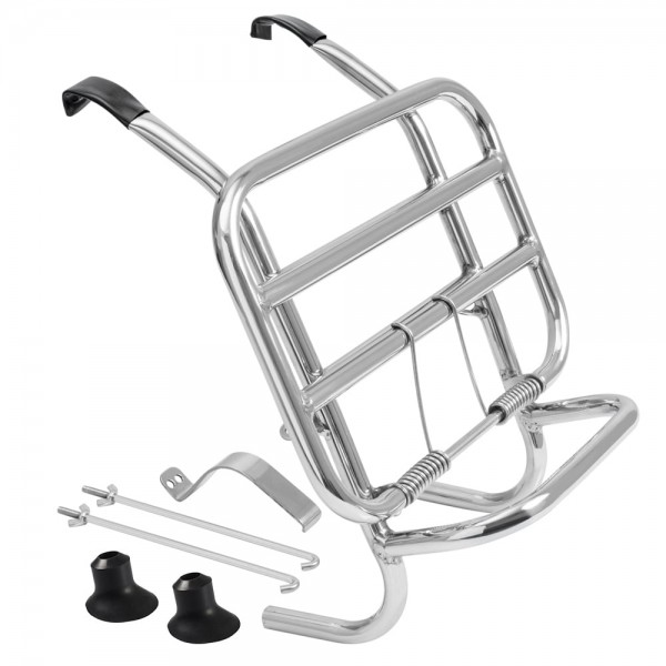 Royal Alloy GT & GP 125/200 & 300 Front Parcel Rack
