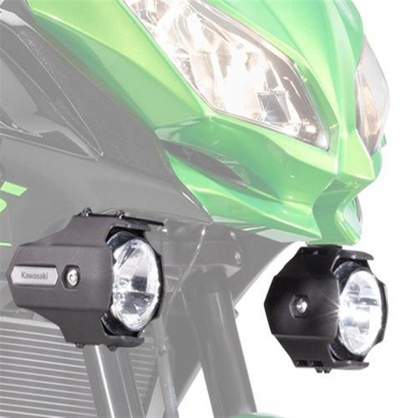 Kawasaki Versys 650 LED Fog lamp Kit