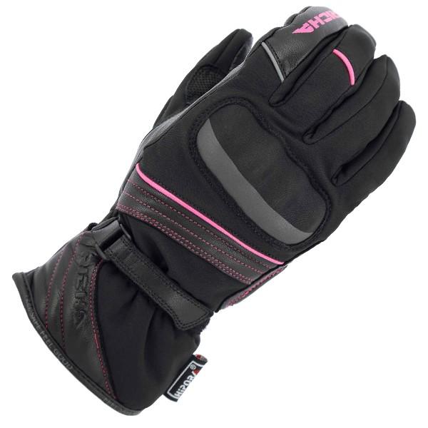 Richa Ella Waterproof Gloves Black/Pink