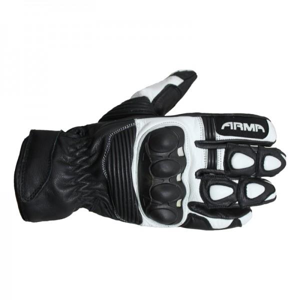 ARMR Moto SHL840 Black/White