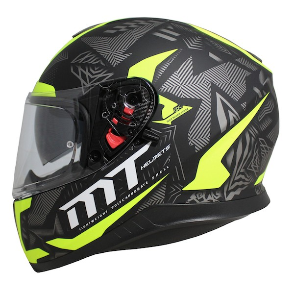 MT Thunder 3 Fractal Matt/Grey/Flou