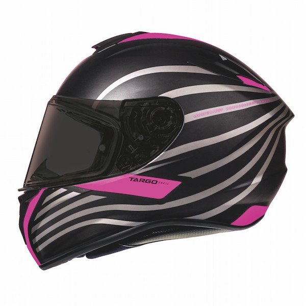 MT Targo Doppler Matt Black/Pink