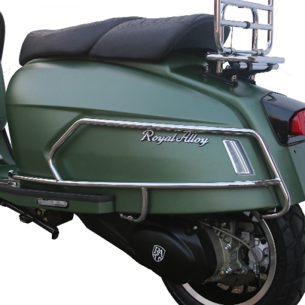 Royal Alloy GP125/200/300 Side Protection Bars