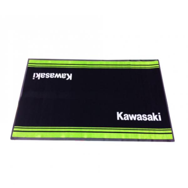 Kawasaki Mechanics carpet (pit mat)