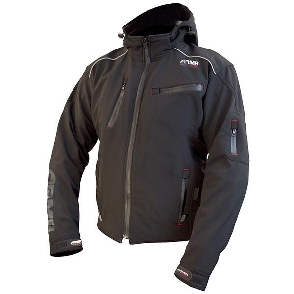 ARMR Moto Sukuta Textile Jacket - Black