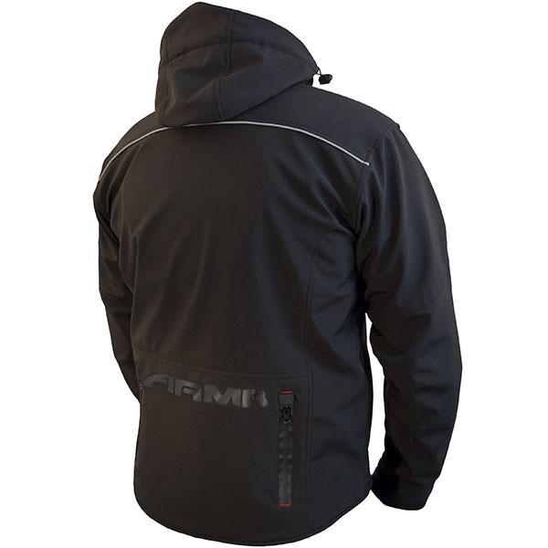ARMR Moto Sukuta Textile Jacket Black