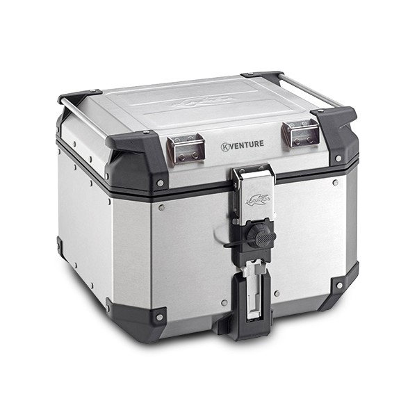 K-Venture Aluminium 42L Top Box