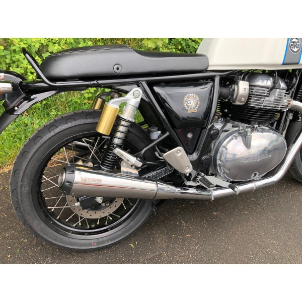 GT 650 Performance Exhaust (Pair)