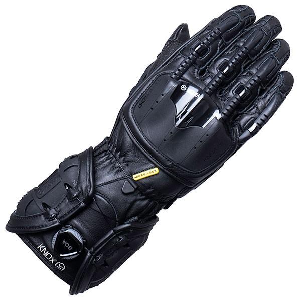 Knox Handroid MK4 Glove CE - Black